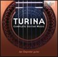 ヤン・デプレーテル/Turina: Complete Guitar Music[BRL94973]