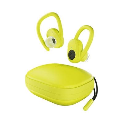 Skullcandy PUSH ULTRA 完全ワイヤレスイヤホン ELECTRIC YELLOW Headphone/Earphone