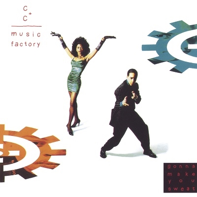 C&C Music Factory/Gonna Make You Sweat[MOCCD13800]