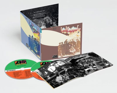 Led Zeppelin II: Deluxe Edition CD