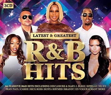 Latest &Greatest R&B Hits (2016)[USMMTCD065]