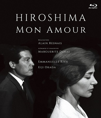 二十四時間の情事 ヒロシマ・モナムール アラン・レネ Blu-ray Disc