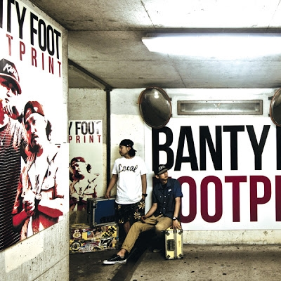 BANTY FOOT/FOOTPRINT[BZCD-006]