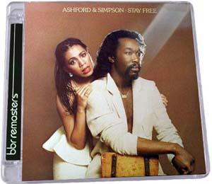 Ashford & Simpson/Stay Free: Expanded Edition [CDBBRX0325]