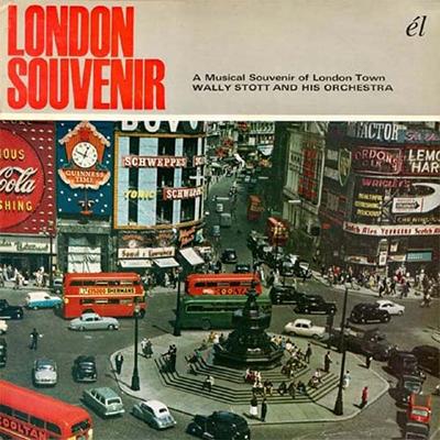 London Souvenir CD