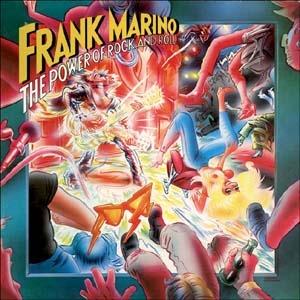 Frank Marino/Power of Rock 'n' Roll [CANDY327]