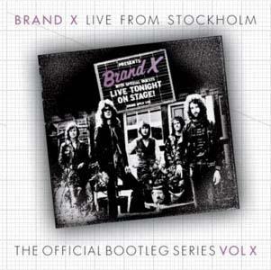 Brand X/Stockholme March 30th, 1978[HST354CD]