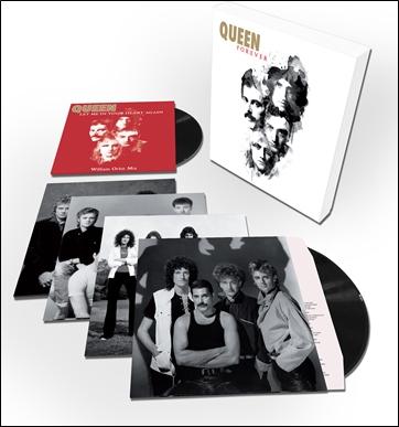 Queen Forever [4LP+12inch]<限定盤> LP