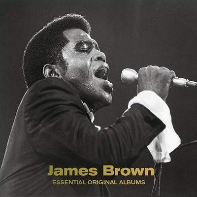 James Brown/Essential Original Albums[545517]