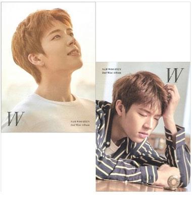 Nam Woo Hyun (Infinite)/Second Write..: 2nd Mini Album (ランダムバージョン)[L200001628]