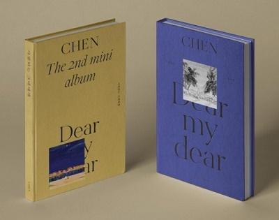 愛する君へ, Dear my dear: 2nd Mini Album (ランダムバージョン) CD