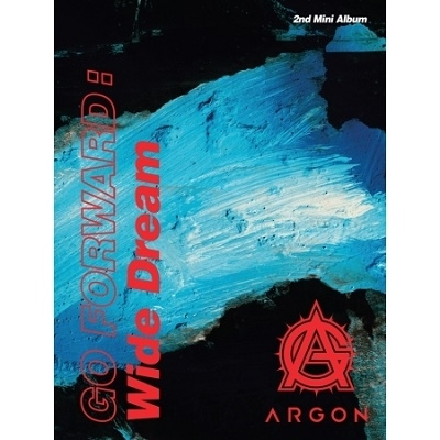 GO FORWARD Wide Dream: 2nd Mini Album CD
