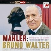 マーラー: 交響曲第2番ハ短調「復活」 / ブルーノ・ワルター, ニューヨーク・フィルハーモニック<完全生産限定盤>