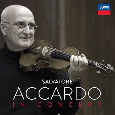 サルヴァトーレ・アッカルド/Salvatore Accardo - In Concert [4821343]