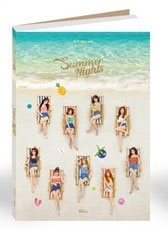 Summer Nights: 2nd Special Album (B Ver.) CD