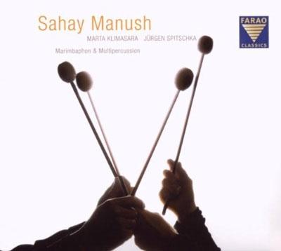 Marta Klimasara/Sahay Manush - Marimbaphon &Multi Percussion[W109043]