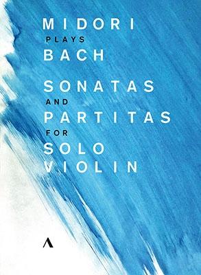 五嶋みどり/Midori plays Bach - Sonatas and Partitas for Solo Violin[ACC20403DVD]