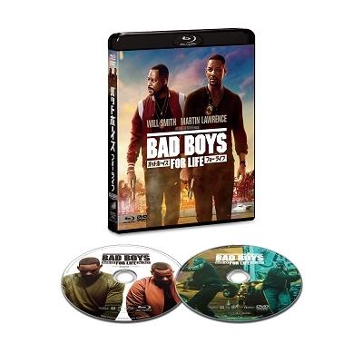 アディル・エル・アルビ/バッドボーイズ フォー・ライフ [Blu-ray Disc+DVD][BRBO-81626]