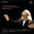J.S.バッハ: カンタータ全集 Vol.34 - BWV.1, BWV.126, BWV.127