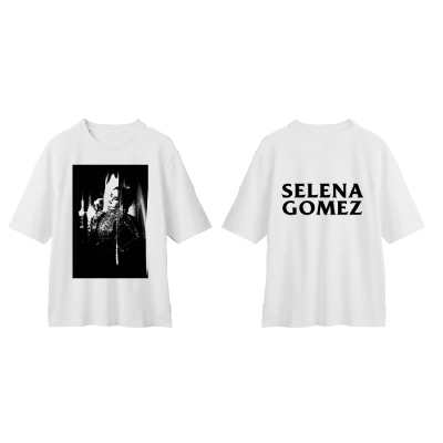 Tonal Photo T-Shirt(White)/XLサイズ Apparel