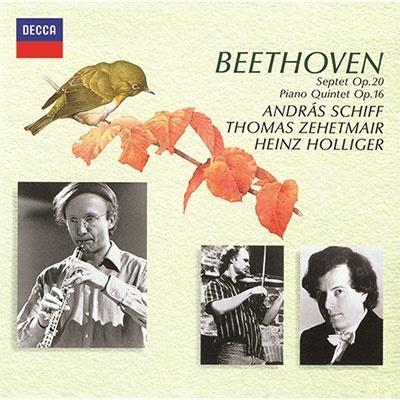 ベートーヴェン:七重奏曲、ピアノと管楽のための五重奏曲<限定盤> UHQCD