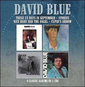David Blue/These 23 Days In September/Stories/Nice Baby And The Angel/Cupid's Arrow[QMRLL96D]