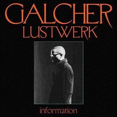 Galcher Lustwerk/Information<Blue Smoke Vinyl>[GI351LPC1]