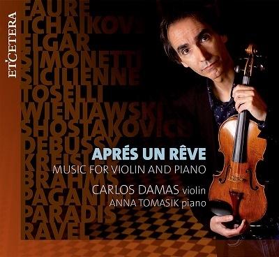 夢のあと~ヴァイオリンとピアノのための作品集