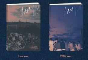 I am YOU: 3rd Mini Album (ランダムバージョン) CD