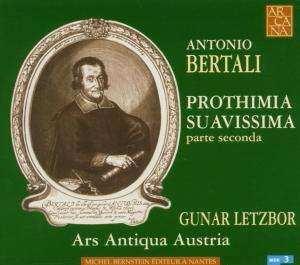 グナール・レツボール/ベルターリ: 3声と4声のソナタ集 ~神聖ローマ皇帝のヴァイオリン芸術家 [MERA340]