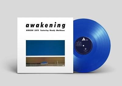 アウェイクニング -Clear Blue Vinyl-