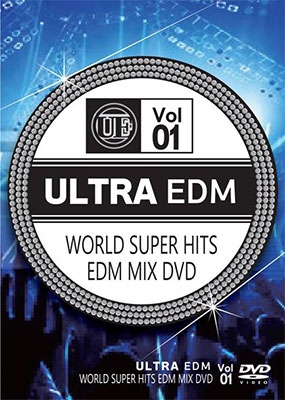 ULTRA EDM WORLD SUPER HITS MIX DVD DVD