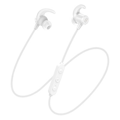 TAO TRONICS ワイヤレスイヤホン TT-BH07 MK2/ホワイト Headphone/Earphone