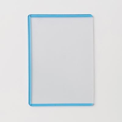 ハゴロモ L判写真ケース(5枚入り)/水色 Accessories