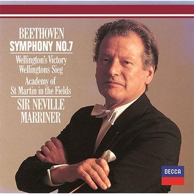 ベートーヴェン:交響曲第7番、ウェリントンの勝利(戦争交響曲)<限定盤> UHQCD