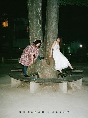 夜王子と月の姫/きえないで