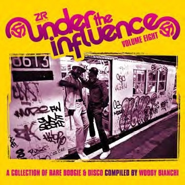 Under The Influence Vol.8: Compiled by Woody Bianchi LP