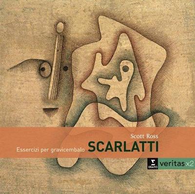 スコット・ロス (Harpsichord)/D.Scarlatti: Sonatas No.1-No.30[2564619523]
