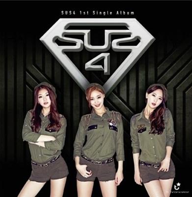 SUS4 (Korea)/揺らして: 1st Single[M2M0002C]
