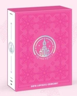 2018 Lovelyz Concert [Lovelyz In Winter World 2] DVD