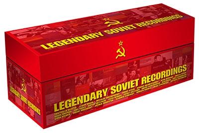 Legendary Soviet Recordings [YDCB10001]