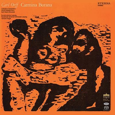 オルフ: トリオンフィ (カルミナ・ブラーナ、カトゥリ・カルミナ、アフロディテの勝利)<タワーレコード限定>