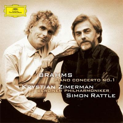 クリスチャン・ツィメルマン/Brahms: Piano Concerto No.1 Op.15[4775413]