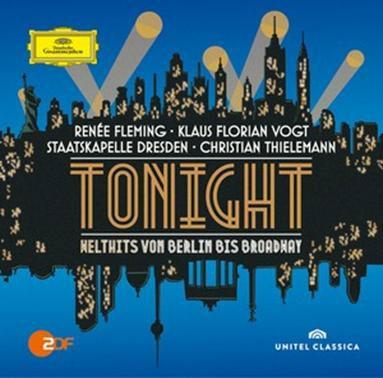 クリスティアン・ティーレマン/Tonight - Welthits von Berlin bis Broadway[4792483]