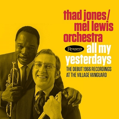 All My Yesterdays-The Debut 1966 Recordings at the Village Vanguard