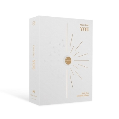 Phase One: You: 1st Mini Album (6AM Ver.) CD