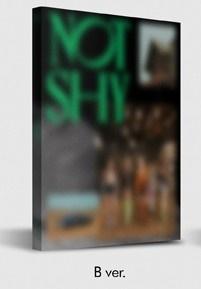 Not Shy (B Ver.) CD