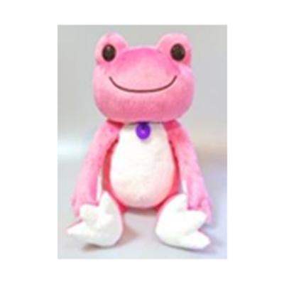 かえるのピクルス ビーンドール ボンジュール Mサイズ/ピンク [09203816]