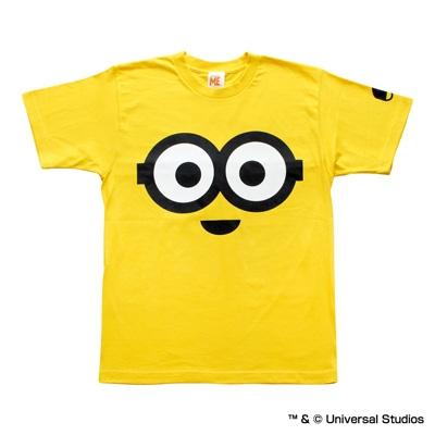 ミニオン×タイガース ビッグフェイスTシャツ(ボブ) Sサイズ[4940378332838]