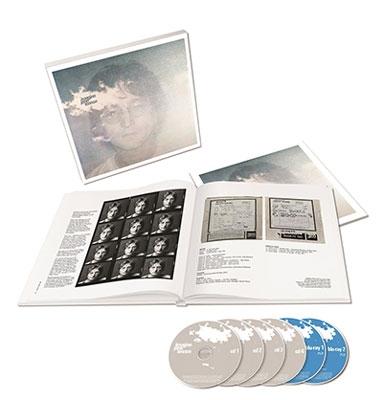 John Lennon/イマジン:アルティメイト・コレクション<スーパー・デラックス ・エディション> [4SHM-CD+2Blu-ray Disc+豪華本]<限定盤>[UICY-78855]
